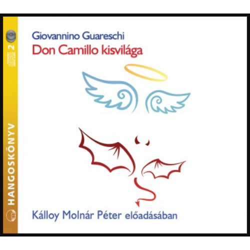 Don Camillo kisvilága - Hangoskönyv (2CD) - Giovannino Guareschi