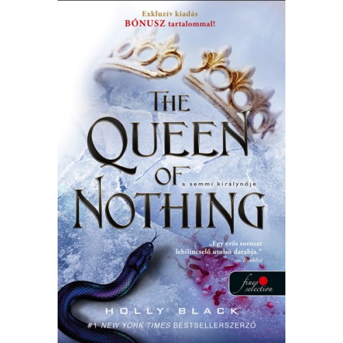 The Queen of Nothing - A semmi királynője - A levegő népe 3. - Holly Black