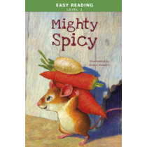 Easy Reading: Level 2 - Mighty Spicy