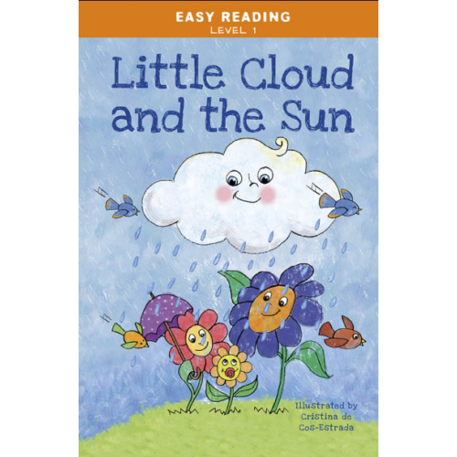 Easy Reading: Level 1 - The Little Cloud and the Sun